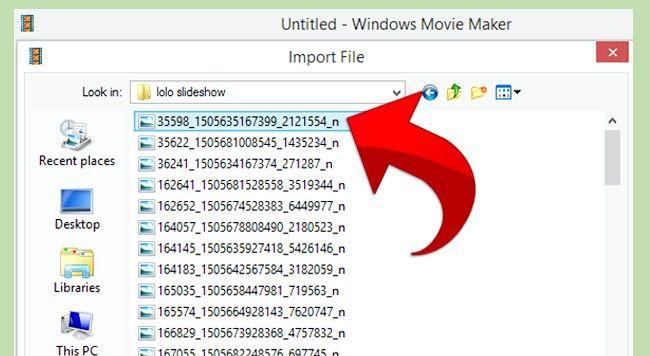Prent getiteld Gebruik Greenscreen op Windows Movie Maker Stap 10