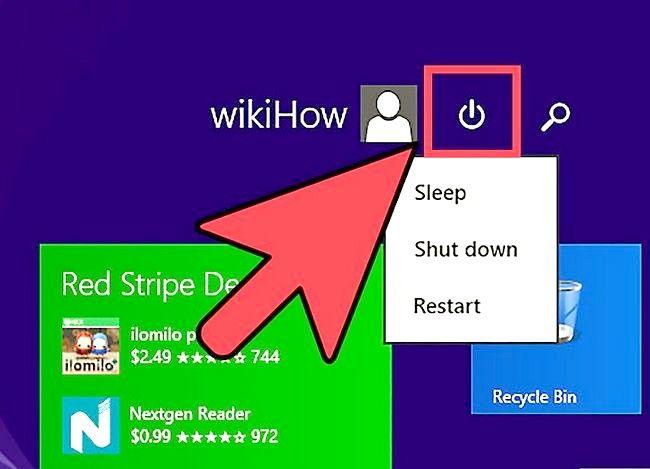 Prent getiteld Gebruik Windows 8.1 Stap 20