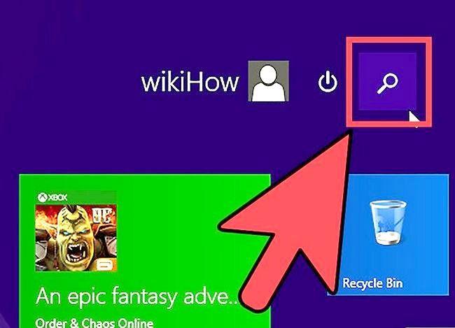 Prent getiteld Gebruik Windows 8.1 Stap 21