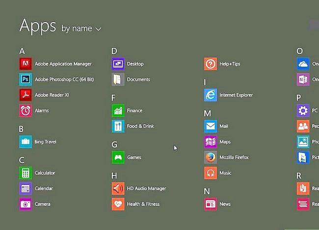 Prent getiteld Gebruik Windows 8.1 Stap 25