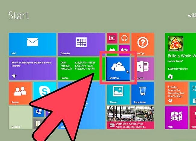 Prent getiteld Gebruik Windows 8.1 Stap 37