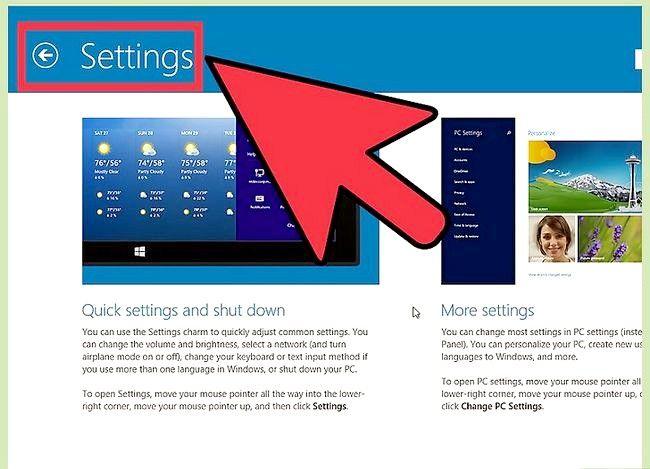 Prent getiteld Gebruik Windows 8.1 Stap 8