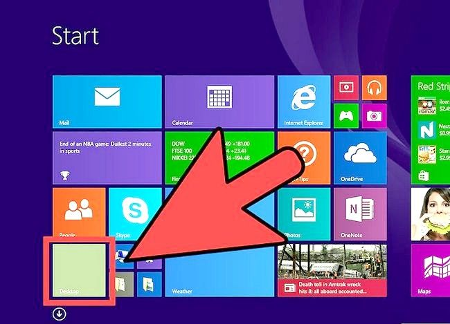 Prent getiteld Gebruik Windows 8.1 Stap 9