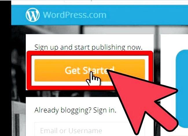 Hoe om Wordpress te gebruik