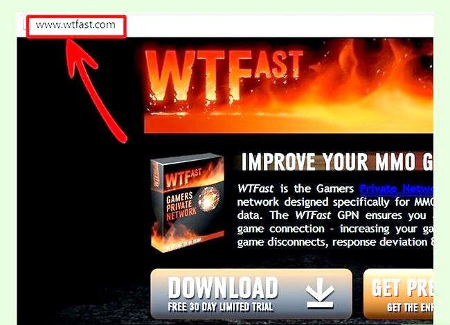 Hoe om WTFast te gebruik