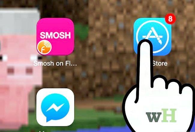 Hoe om Xend op iOS te gebruik