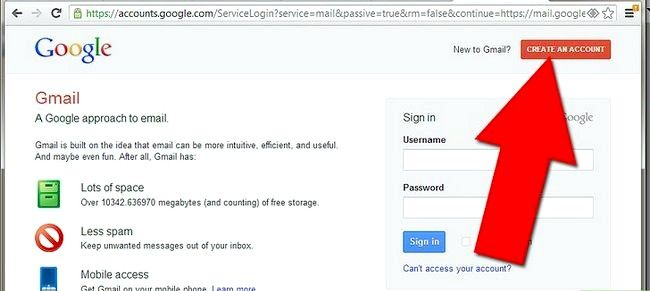 Prent getiteld Gebruik Plus adres in Gmail Stap 1