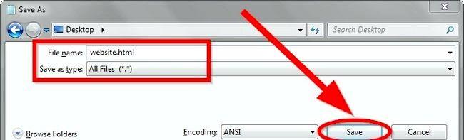 Prent getiteld Gebruik eenvoudige HTML-formaat Stap 4