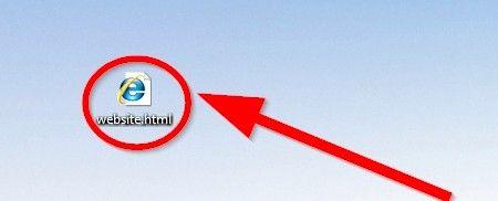 Prent getiteld Gebruik eenvoudige HTML-formaat Stap 5