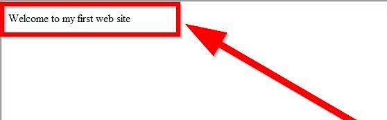 Prent getiteld Gebruik eenvoudige HTML-formaat Stap 6