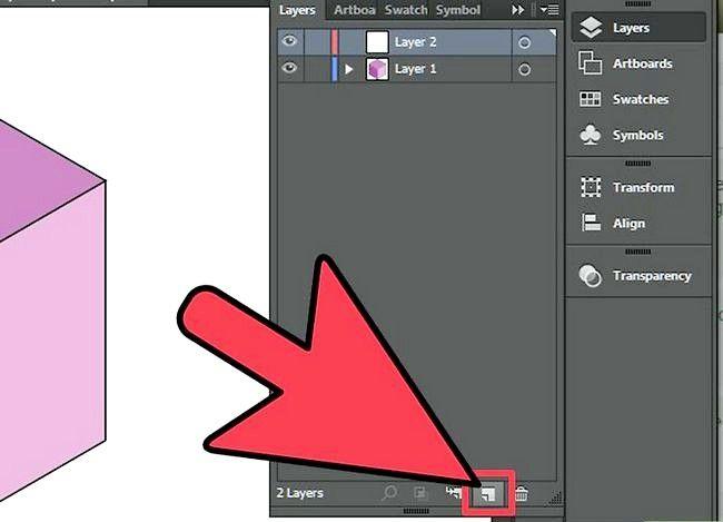 Prent getiteld Gebruik die penseelhulpmiddel in Adobe Illustrator Step 2