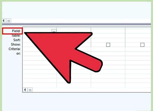 Prent getiteld Gebruik Microsoft Access Step 14