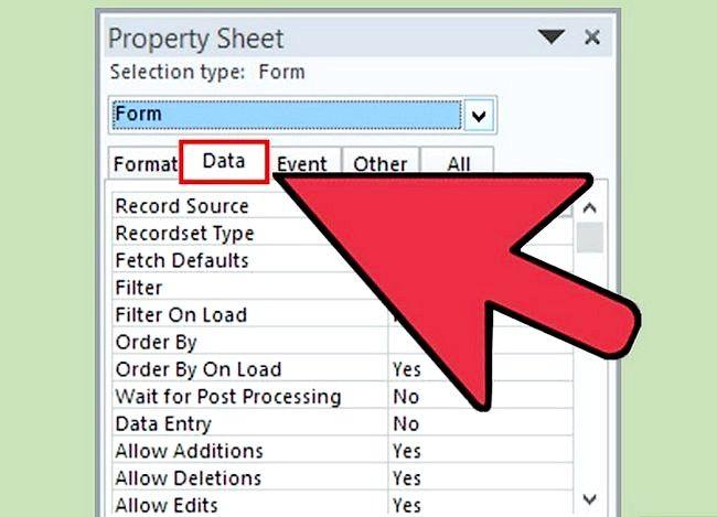 Prent getiteld Gebruik Microsoft Access Step 37
