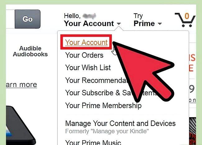 Hoe om dinge te verkoop op Amazon