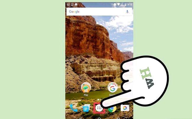 Prent getiteld Bekyk PDF-lêers op `n Android-foon Stap 1