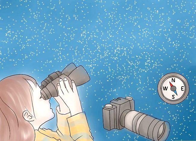 Prent getiteld Watch the Perseid Meteor Shower Step 04