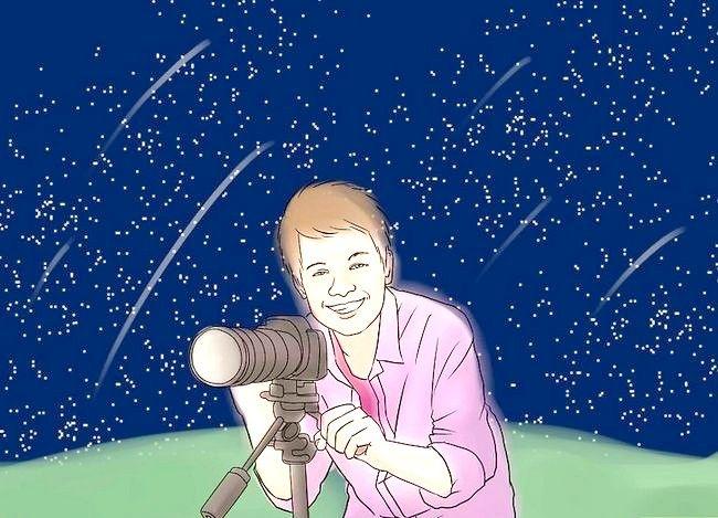 Prent getiteld Watch the Perseid Meteor Shower Step 06
