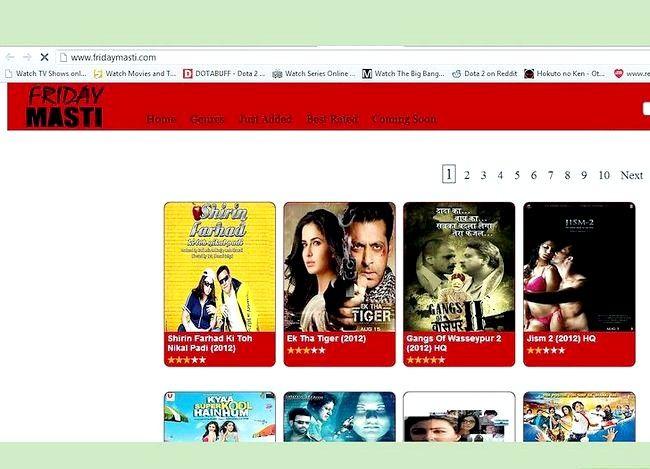 Prent getiteld Watch Free Hindi Movies Online Stap 3