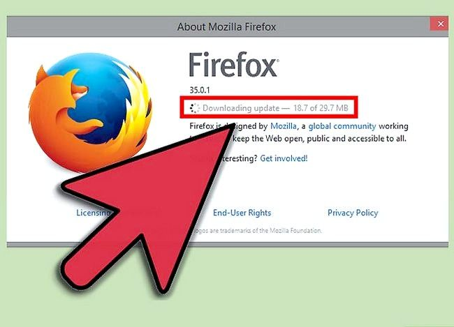 Prent getiteld Check for Updates in Mozilla Firefox Step 3