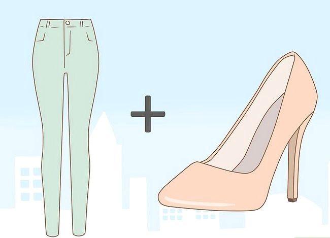 Prent getiteld Look Great in Skinny Jeans Stap 9