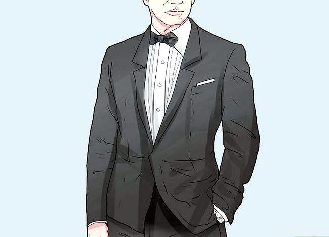 Hoe om aan te trek soos James Bond