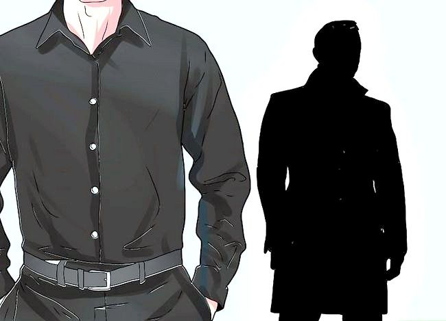 Prent getiteld Dress Like James Bond Stap 15