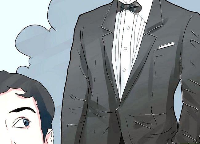 Prent getiteld Dress Like James Bond Stap 3