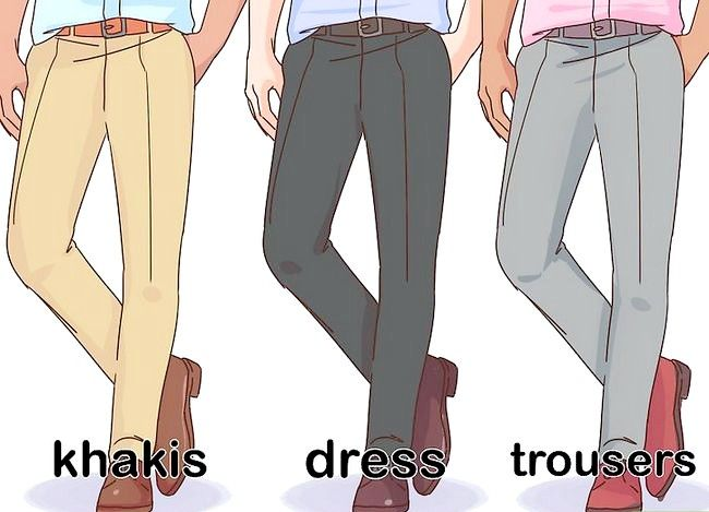 Prent getitel Dress Business Casual Stap 11