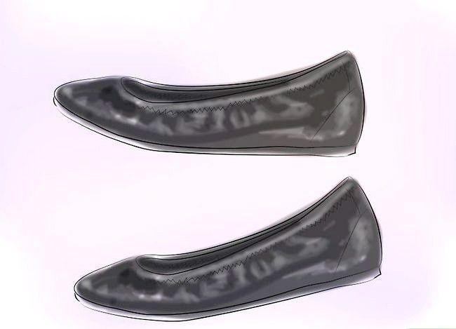Prent getiteld Dra `n Velvet Skirt Stap 19