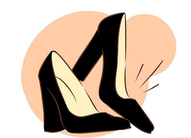 Prent getiteld Dress Like Coco Chanel Stap 9