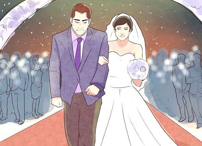 Prent getitel Dress for a Outdoor Wedding Stap 10