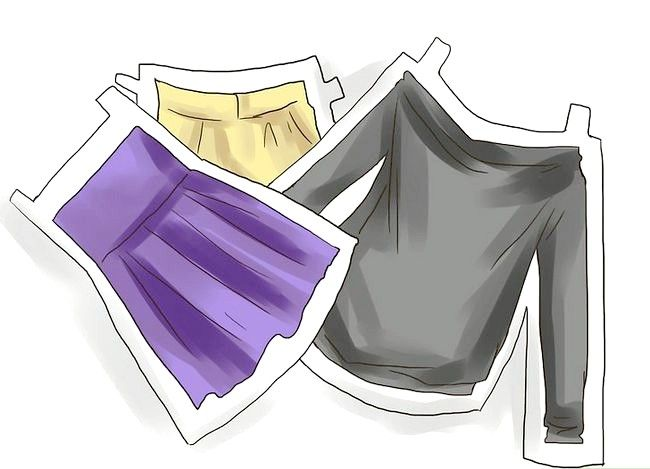 Prent getiteld Dress Cool Stap 3