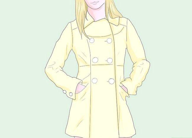 Prent getiteld Dress Like a Mod Stap 7