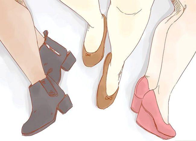 Prent getiteld Dress Nice Everyday (vir Girls) Stap 16