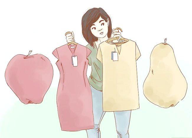 Prent getitel Dress Nice Everyday (vir Girls) Stap 4